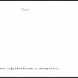 Oznam pre platiacich cez webaplikáciu