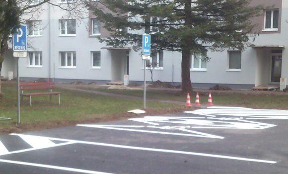 Je vyhradené parkovacie miesto nevyužívané? Informujte o tom.