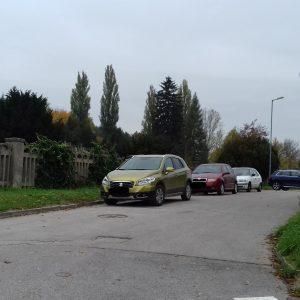 Viac možnosti parkovania počas sviatku pri hlavnom cintoríne