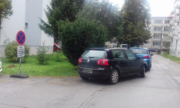 Pod Sokolicami bude vyznačených 94 parkovacích miest