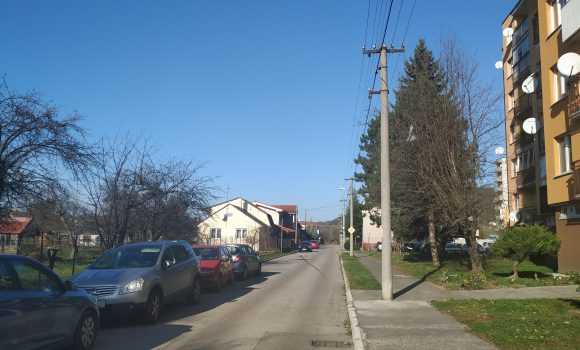 Na Sihoti 3 budú niektoré ulice jednosmerné
