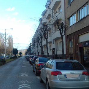 Zmena na Rázusovej, časť parkoviska je v nonstop režime