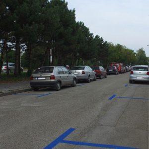 Novinka vTrenčíne – dlhodobé parkoviská