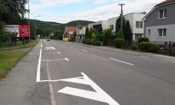 Na Opatovskej pribudlo pozdĺžne parkovanie