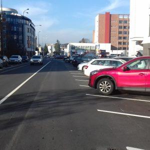 Obmedzená doprava aj parkovanie na ulici K dolnej stanici