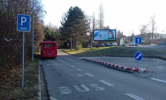 Obmedzené parkovanie na Saratovskej ulici