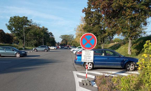 V sobotu obmedzené parkovanie na Mládežníckej ulici